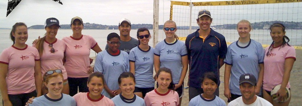Stein Metzger Beach Volleyball Camps