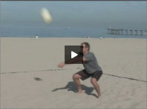 Stein Metzger Beach Volleyball Passing