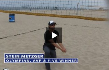 Stein Metzger Beach Volleyball Secret - Drop the Furniture