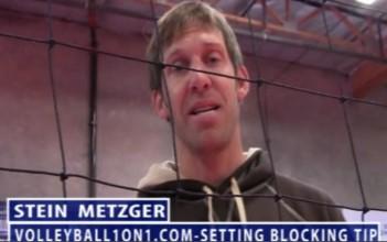 Stein Metzger Setting Blocking