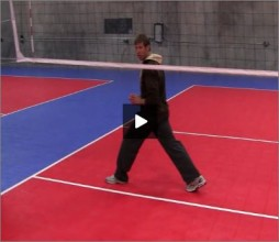 Stein Metzger Volleyball Series Setting Blocking Footwork