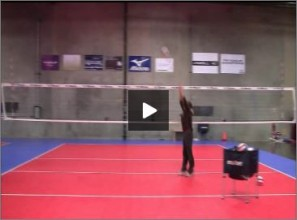Stein Metzger Volleyball Series Setting Fast Outside