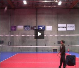 Stein Metzger Volleyball Series Setting High Outside