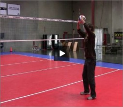 Stein Metzger Volleyball Series Setting Off Play Drill