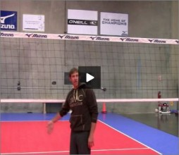 Stein Metzger Volleyball Series Setting The Middle