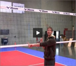 Stein Metzger Volleyball Series Setting Vision