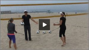 Stein Metzger - Volleyball Spacing