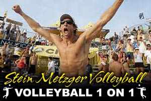 Stein-Metzger-Volleyball