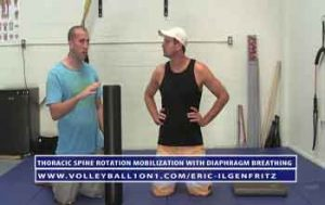 Thoracic-Spine-Rotation-Mobilization-with-Diaphragm-Breathing-Volleyball-Exercise-with-Eric-Ilgenfritz