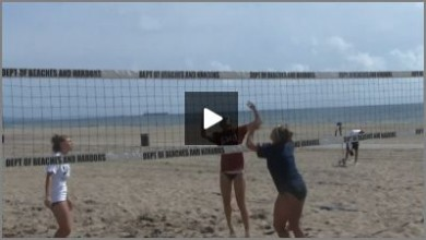 Tom Black Sand Block Defense Tutor Drill and Instruction