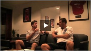 Tom Black Volleyball Conversation from Office Practice 1 - Outside Hitter Transition Tutor