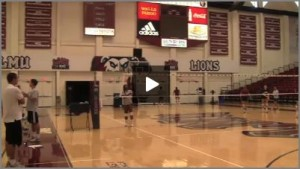 Tom Black Volleyball Practice  1 - Warm Up Drills and Practice Overview
