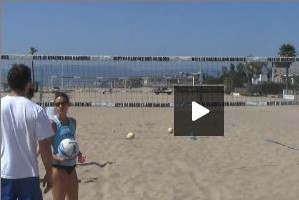 Tom Black and LMU College NCAA Womens Sand Volleyball Practice Plan 1 A