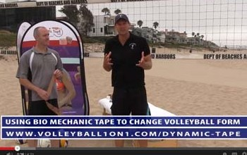 Volleyball Form – Volleyball1on1