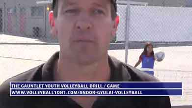 VolleyTots---The-Gauntlet-Youth-Volleyball-Drill---Game-For-Younger-Volleyball-Players