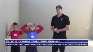 VolleyTots-Youth-Volleyball-Passing---Setting---Spiking-Private-Coaching-Lesson-with-Andor-Gyulai-5-12-15