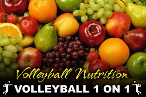 Volleyball-Nutrition