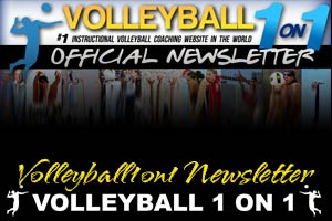 Volleyball1on1-Newsletter