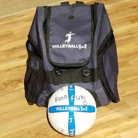 The Ultimate Volleyball Backpack - Complimentary for Your Entire Team