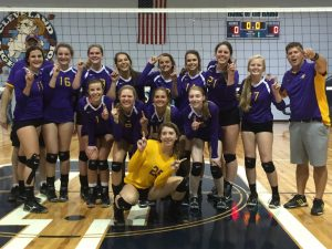 Winning Conference - Charles - Volleyball Coach
