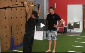 Y-T-W Exercise for Volleyball Shoulder Posterior Activation and Scapular Stabilizing 1