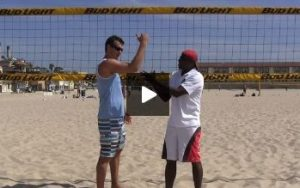 5 Video Beach Volleyball Spiking Series, with Bonus Video with Steve Anderson