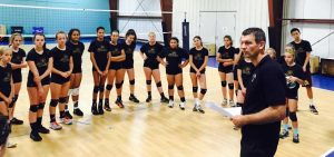 Volleyball1on1 Systems Players Summer Camp