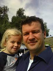 "Andor Gyulai and Son Thor ""Future Volleyball God!"""