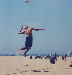 Andor - Volleyball1on1 Owner Spiking