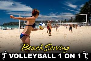 Beach-Serving