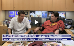 Bill Ferguson - Conversation From Office - Advice for Coaches