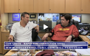 Bill Ferguson - Conversation From Office - Cam Green Rapid Fire Correction Drill
