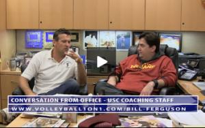 Bill Ferguson - Conversation From Office - USC Coaching Staff
