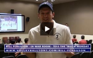 Bill Ferguson - In War Room - Tell the Truth Monday