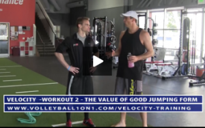 Jump Progression - Reviewed and Value of Good Jumping Form Reviewed