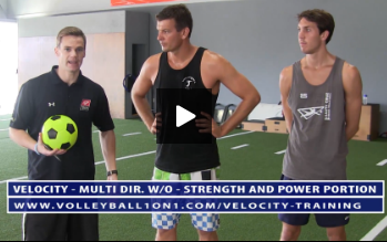 Strength and Power Portion of Velocity Workout 3 Explained