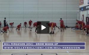 USC DROM Warm Up