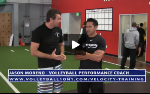 Velocity Workout 1 - Meet the Instructor Jason Moreno