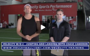 Velocity Workout 2 - Meet the Instructor Chase Cameron