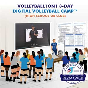 Volleyball1on1 Digital Camps