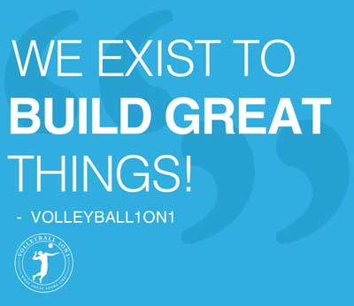 Volleyball1on1 Build Great Things