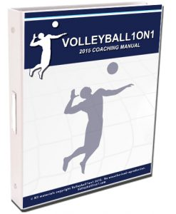 Volleyball1on1 Coaching Manual