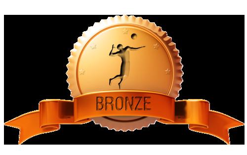 Volleyball1on1 Bronze Membership