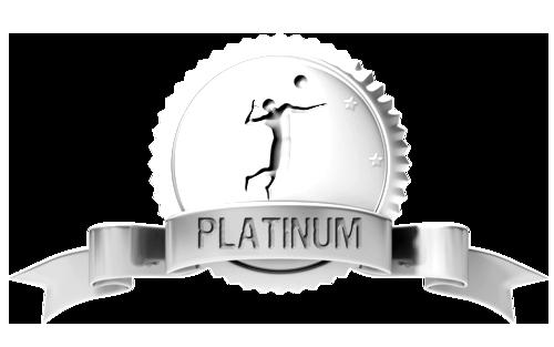 Volleyball1on1 Platinum Memberhsip